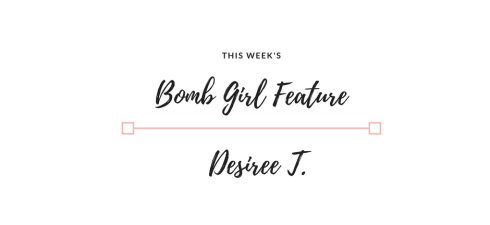 Bomb Girl Feature (white background)